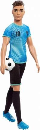 Кукла Barbie Кен Футболист FXP02