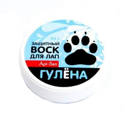Воск для лап Api-San для собак пластиковая емкость