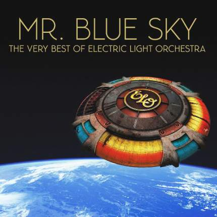 Аудио диск Electric Light Orchestra Mr, Blue Sky - The Very Best Of (RU)(CD)