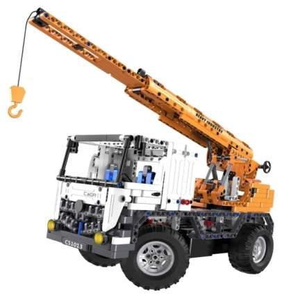 Радиоуправляемый конструктор-автокран Double Eagle Cada Technics C51013W