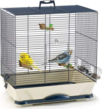 Клетка для птиц SAVIC Primo 40 синяя
