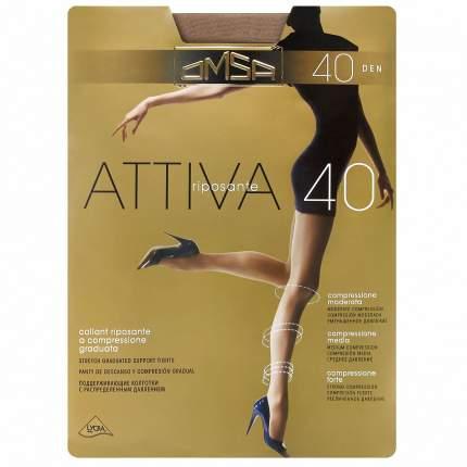 Колготки Omsa ATTIVA 40 /  Caramello  (Телесный) / 5 (XL)