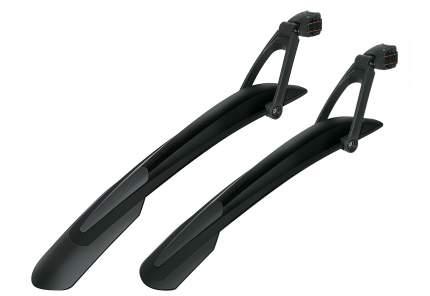 Велосипедное крыло заднее SKS X-Blade Dark 29 черное