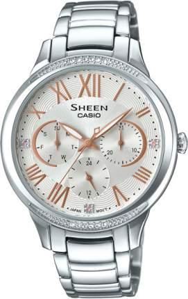 Наручные часы кварцевые женские Casio Sheen SHE-3058D-7A