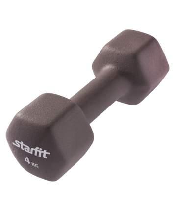 Гантель неопреновая StarFit DB-201 4 кг