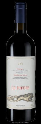 Вино Le Difese, Tenuta San Guido, 2015 г.