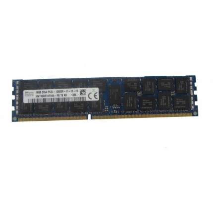 Оперативная память Hynix ECC REG CL11 DIMM DDR3L 16384Mb 1600Mhz 1,35V (HMT42GR7AFR4A-PB)