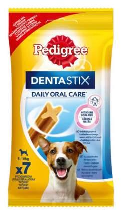 Лакомство для собак Pedigree Denta Stix для мелких пород, 110 г