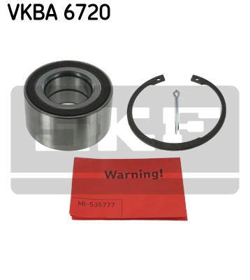 Комплект подшипника ступицы колеса SKF VKBA 6720