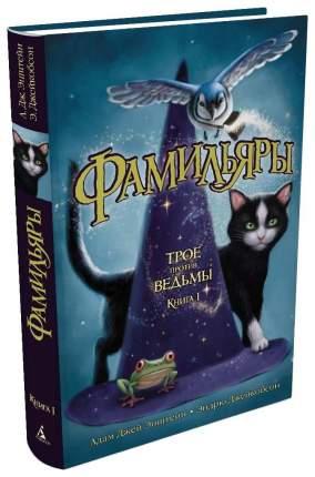 Фамильяры. книга1. трое против Ведьмы