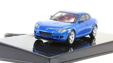 Модель металлическая Mazda м3 38BM99970G 1:43 хэтчбэк синяя