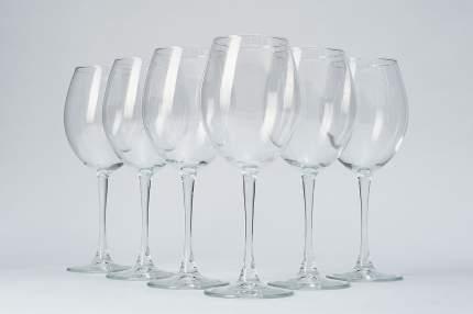 Набор бокалов Pasabahce enoteca для красного вина 550 мл 6шт