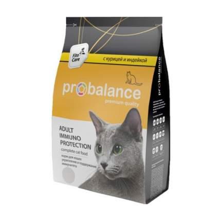 Сухой корм для кошек ProBalance Immuno Protection, для иммунитета, 1,8кг