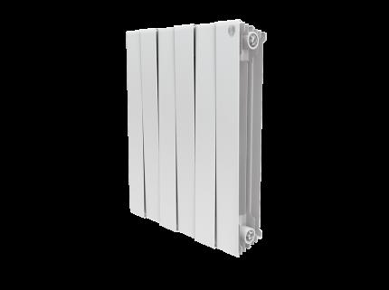 Радиатор биметаллический Royal Thermo PianoForte Bianco Traffico 591x971