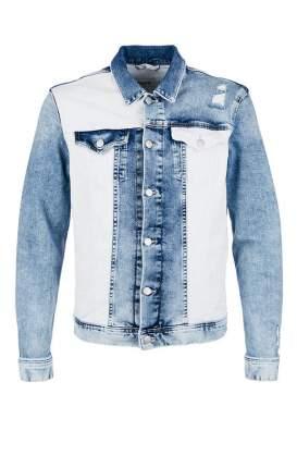 Куртка джинсовая мужская Pepe Jeans синяя 52