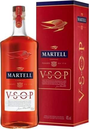 Коньяк Martell VSOP Aged in Red Barrels gift box 1 л