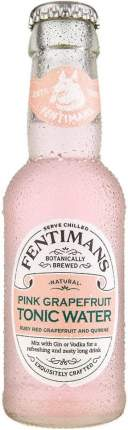 Вода Fentimans Pink Grapefruit Tonic Water 125 мл