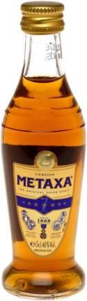 Бренди Metaxa 7* 50 мл