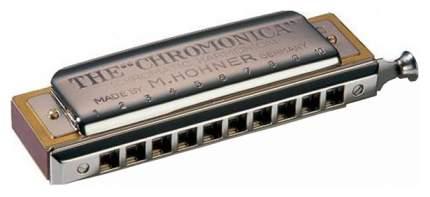 Губная гармоника хроматическая HOHNER Chromonica 40 260/40 C