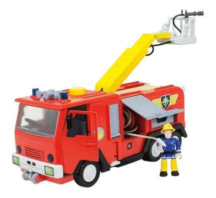 Машина со звуком, светом и функцией воды Simba Пожарный сэм