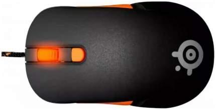 Проводная мышка SteelSeries Kana v2 Black (62261)