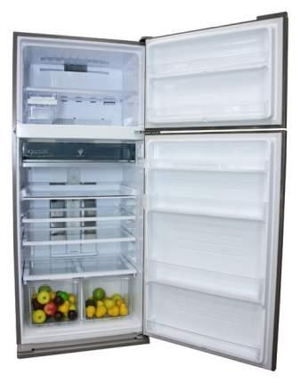 Холодильник Sharp SJ-XE55PMSL Grey