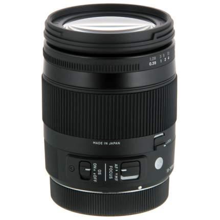 Объектив SIGMA AF 18-200mm f/3.5-6.3 DC MACRO HSM Canon EF-S