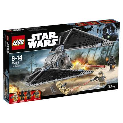 Конструктор LEGO Star Wars Ударный истребитель СИД (75154)