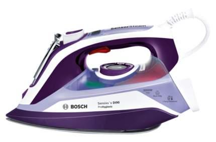 Утюг Bosch Sensixx'x DI90 ProHygienic TDI903231H White/Purple