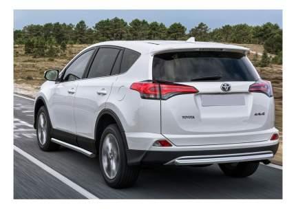Защита заднего бампера RIVAL для Toyota (R.5718.004)