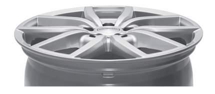 Колесные диски DEZENT TE R17 7.5J PCD5x130 ET55 D71.6 (TTE7LSA55)