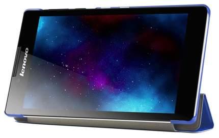 """Чехол IT BAGGAGE для Lenovo Idea Tab 2 A7-30 7"""" Blue ( ITLNA7302-4)"""