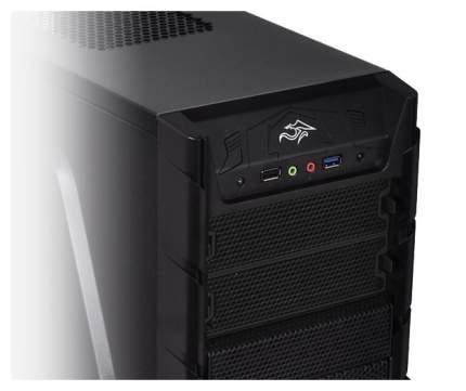 Компьютерный корпус Thermaltake Versa H23 без БП (CA-1B1-00M1NN-01) black