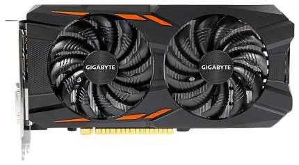 Видеокарта GIGABYTE GeForce GTX 1050 Ti (GV-N105TWF2-4GD)