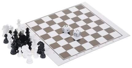 Настольная игра Десятое королевство «Шашки, шахматы, нарды» 01451