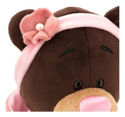 Мягкая игрушка Orange Toys Медведь Milk в пальто стоит 35 см