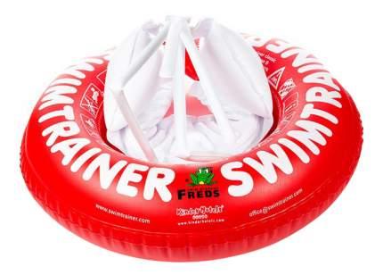 """Круг надувной Swimtrainer """"Classic"""", от 3 месяцев до 4 лет, цвет: красный"""