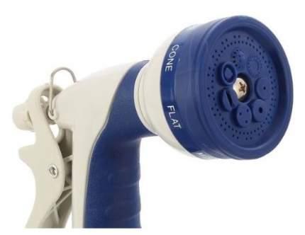 Катушка для шланга GREEN APPLE Б0003110 Компактная с ручкой + шланг 9,5 мм.