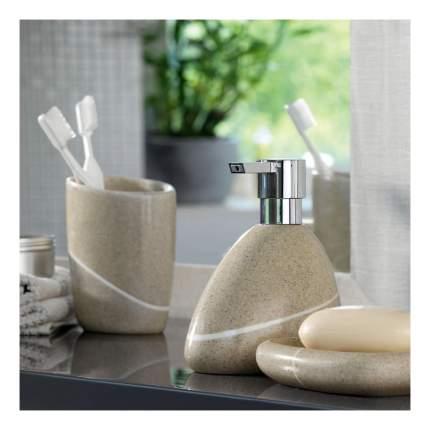 Стакан для зубных щеток Spirella Etna Stone 1014345