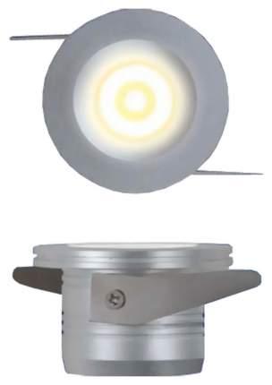 Встраиваемый светильник Uniel ULM-R02-1W/WW
