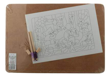Мозаика Крона Мышиная охота