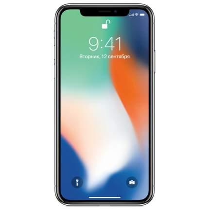 Смартфон Apple iPhone X 256GB Silver (MQAG2RU/A)