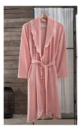Халат банный Arya Frida розовый (M)