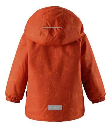 Куртка детская Reima Reimatec Winter Jacket Olki оранжевая р.80