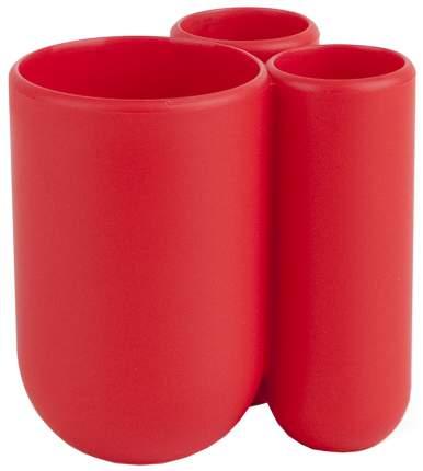 Стакан для зубных щеток Umbra Touch 023271-505 Красный