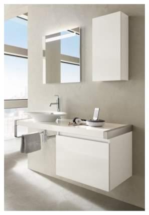 Зеркало для ванной Jacob Delafon Parallel 50 см 051EB1410-NF серебристый
