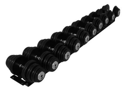 Гантельный ряд ZSO СК-014 от 27,5 до 50 кг