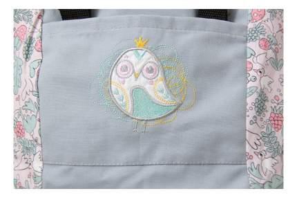 Рюкзак-кенгуру с вышивкой Polini Disney Последний богатырь, Принцесса белый