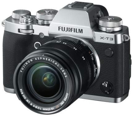 Фотоаппарат системный Fujifilm X-T3 18-55 Silver