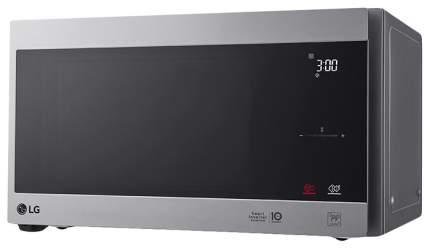 Микроволновая печь соло LG MW25R95CIS silver/black